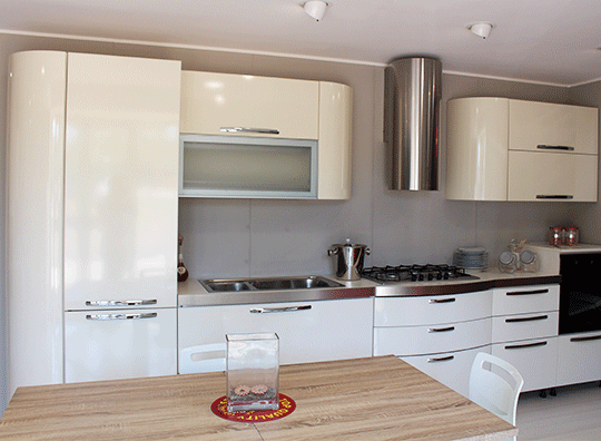 Cucina moderna mod. Patty Stosa Cucine | Brafa Convenienza a Rosolini