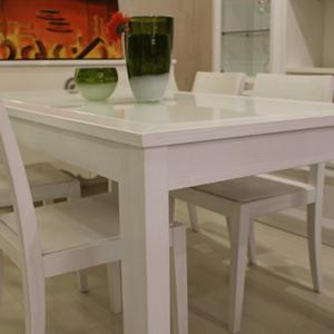 Grattarola Tavolo allungabile e 4 sedie