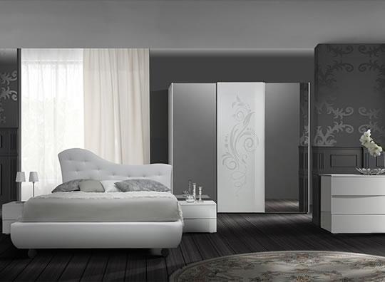Camera da letto completa giessegi - Camera da letto donatella ...
