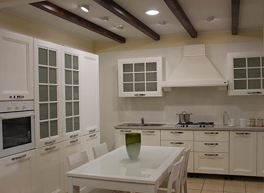 Cucina moderna Stosa mod. Beverly | Brafa Convenienza a Rosolini