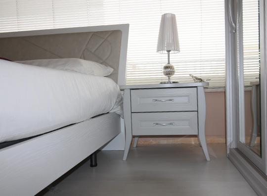 Camera da letto contemporanea | Brafa Convenienza