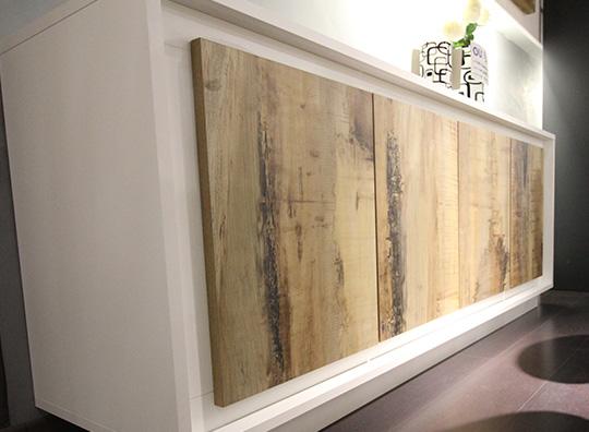 Credenza Moderna 4 Ante : Madia moderna ante effetto legno brafa convenienza
