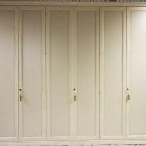 armadio avorio