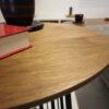 Tavolino rotondo da salotto
