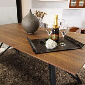 Tavolo moderno rettangolare fisso